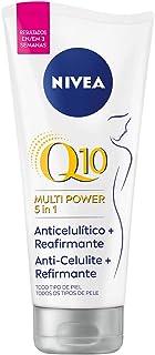 NIVEA Q10 Plus Anti-cellulitis-crème + verstevigingsmiddel, tegen cellulitis, lichaamsverzorging, per stuk verpakt (1 x 20...