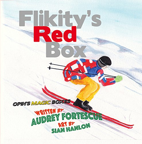 Flikity's Red Box (Opin's Magic Boxes Book 2) (English Edition)