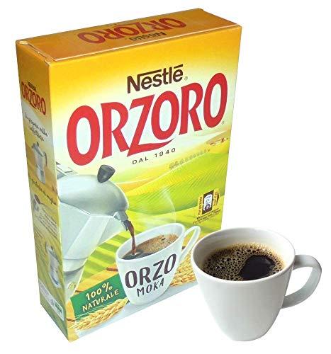 GR 500 NESTLE\' ORZORO ORZO NATURALE IN POLVERE PER CAFFETTIERE E MOKA