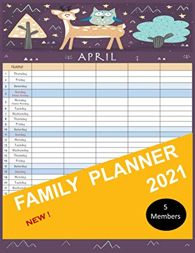 Family Planner...