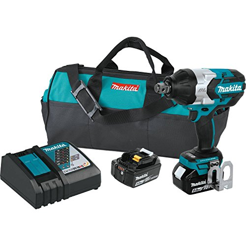 Makita XWT07T 18V LXT Lithium-Ion Brushless Cordless High-Torque 3/4