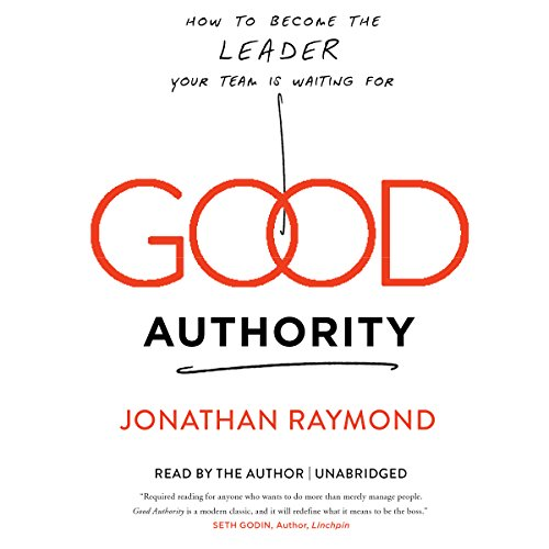 Good Authority audiobook cover art