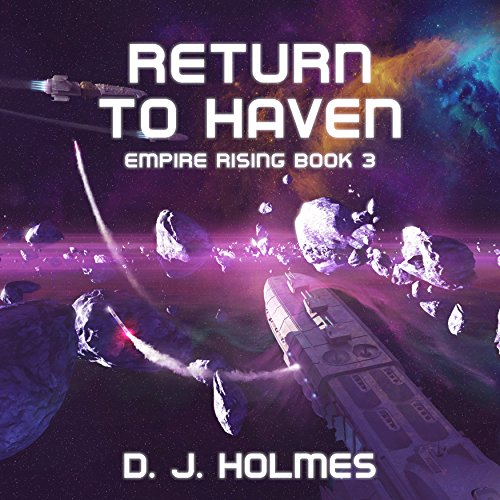 Return to Haven audiobook cover art