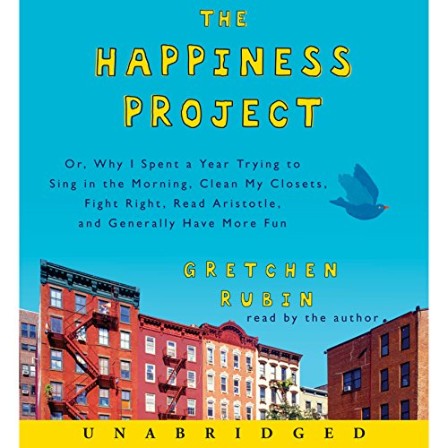 The Happiness Project cover art