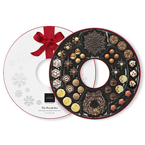 Hotel Chocolat - The Chocolate Wreath Box, 595 g