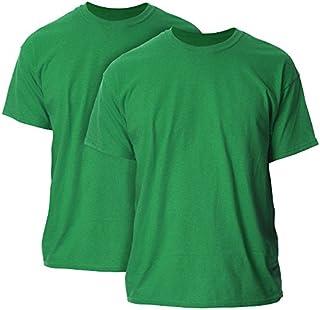 Gildan Men's Ultra Cotton Adult T-Shirt, 2-Pack