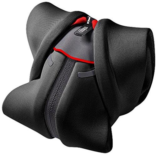 Miggö MWSR-CSC-BR-50 - Strap y Wrap CSC, Color Rojo y Negro