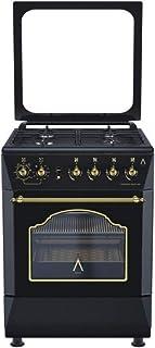 ALPHA Cocina de Gas VULCANO GOLD-60 Rustica. Encendido autom