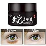 Snake Venom Eye Cream Anti Aging Bags Dark Circle Puffiness Wrinkles Crows Feet Fine Lines Organic...