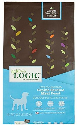 Nature'S Logic Canine Sardine Meal Feast