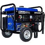 DuroMax XP5500E Gas Powered Portable Generator-5500 Watt Electric Start