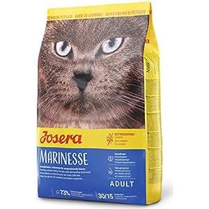 JOSERA Marinesse | getreidefreies Katzenfutter mit Lachs | hypoallergen | Super Premium Trockenfutter | verschiedene… 3