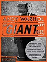 Andy Warhol Giant Size, Regular Format by Editors of Phaidon Press (2009-03-28)