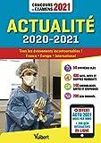 Actualité 2020-2021 - Concours et examens
