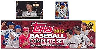 2015 topps complete set