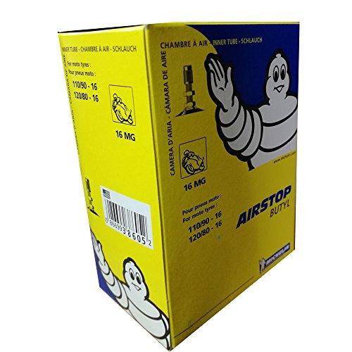 Chambre air moto Michelin 16 MG Valve TR4 (110/90-16, 120/80-16)