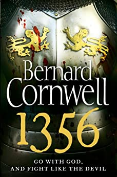 1356 (The Grail Quest Book 4) by [Bernard Cornwell]