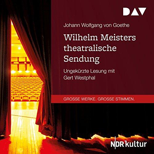 Couverture de Wilhelm Meisters theatralische Sendung