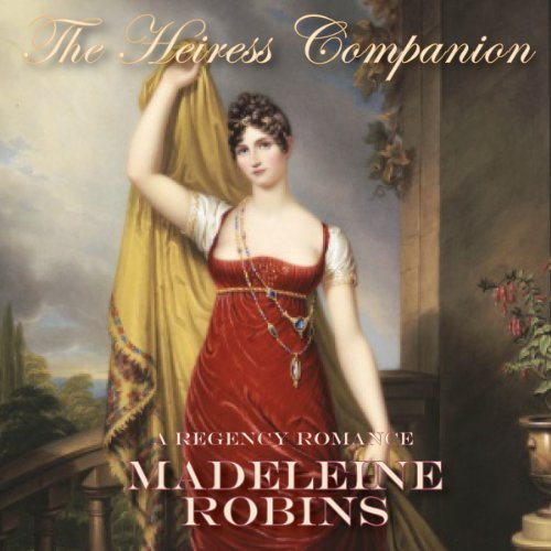 The Heiress Companion audiobook cover art