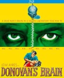 Donovan's Brain (1953) [Blu-ray]