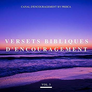 Versets Bibliques d'Encouragement, Vol.3