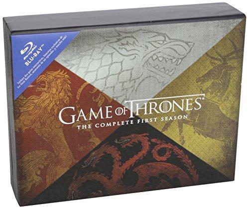 Pack: Juego De Tronos Y Huevo De Dragón [Blu-ray]