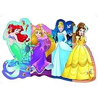 Ravensburger Disney Princess Shaped Floor 24 Piece Jigsaw Puzzle