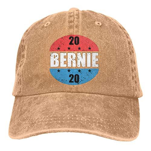 Yaxinduobao Truck Baseball Cap Sonnenhut Bernie Sanders 2020 S Unisex Classic Vintage Washed Denim Hat Adjustable Dad Baseball CapUnisex Classic Baseball Cap Dad Hats