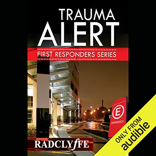 Trauma Alert audiobook cover art