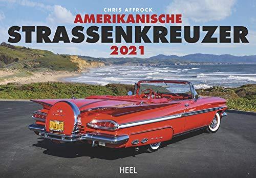 Amerikanische Strassenkreuzer 2021: Die legendärsten Automobile des