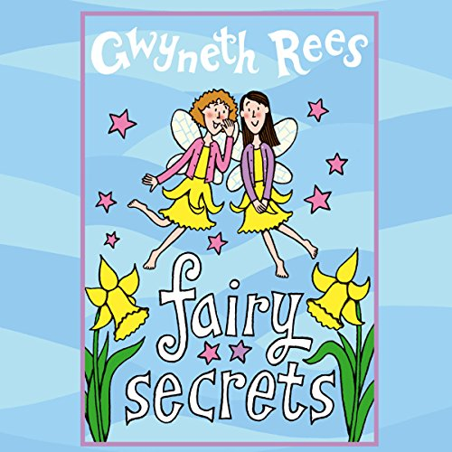 Fairy Secrets audiobook cover art
