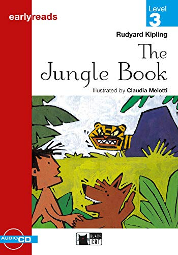The Jungle Book: Englische Lektüre für das 3. und 4. Lernjahr. Buch + Audio-CD (Earlyreads)