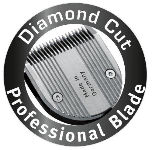 Moser 1660.0460 TrendCut - Cortapelos con o sin cable, ac/batería, negro, plata