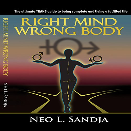 Right Mind, Wrong Body audiobook cover art