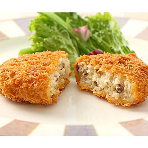 【業務用】ヤヨイサンフーズ トクだね!牛肉入りコロッケ(牛肉0.3%入り) 冷凍 80g×60個