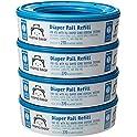 1080-Count Mama Bear Diaper Pail Refills for Diaper Genie Pails