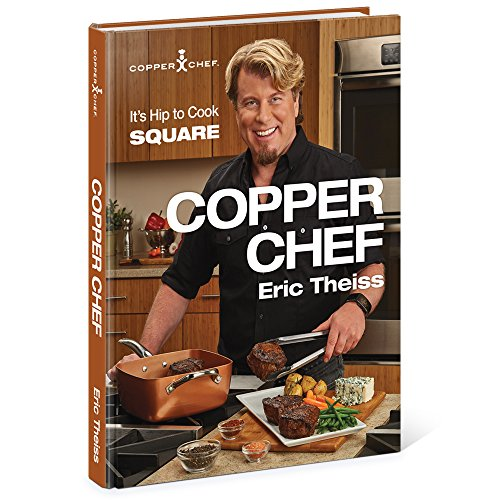 Copper Chef Cookbook