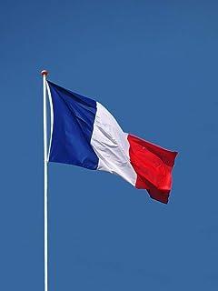 Franse Vlag (Frankrijk Vlag) - 90x150cm