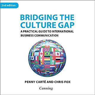 Bridging the Culture Gap audiobook cover art