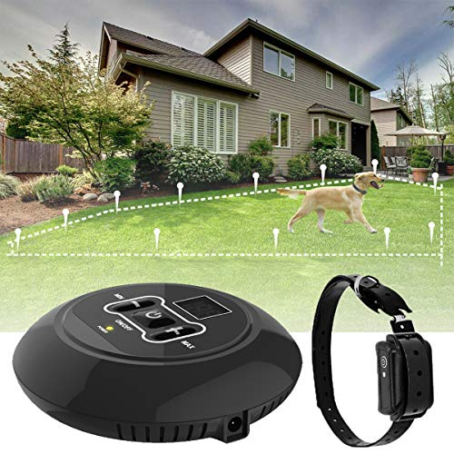 Lovinouse Wireless Electric Pet Fence Containment System