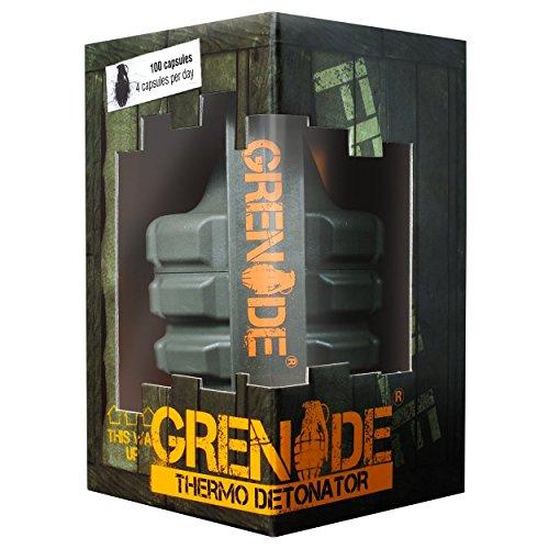 Grenade Thermo Detonator Weight Management Supplement