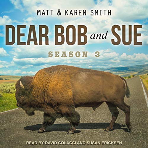 Page de couverture de Dear Bob and Sue: Season 3