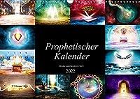 Prophetischer Kalender: Bilder einer anderen Welt (Wandkalender 2022 DIN A3 quer): Zwoelf prophetische Bilder grafisch dargestellt. (Monatskalender, 14 Seiten )