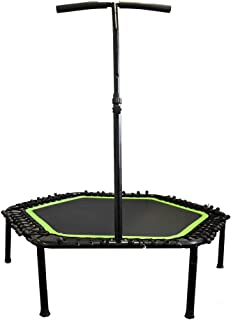 "52"" Indoor Mini Trampoline - Easy and Fun Home Training Sensational Workout in Europe"