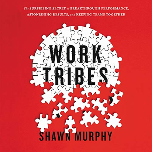 Work Tribes audiobook cover art