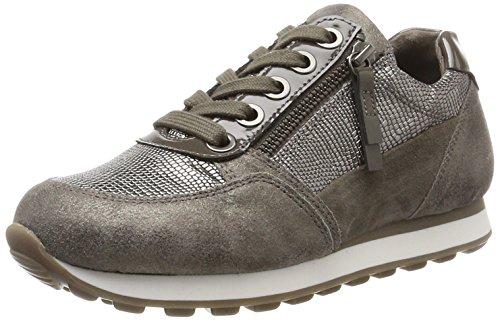 Privat: Gabor Shoes Damen Comfort Basic Derbys, Schwarz (Schwarz), 40.5 EU