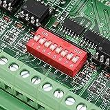 Convertisseur de tension de carte de conversion de niveau de canal d'onde carrée 8 pour les convertisseurs de signal assortis d'interface de PLC MCU