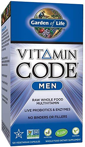 Vitamin Code Men - 120 caps by Garden of Life mm