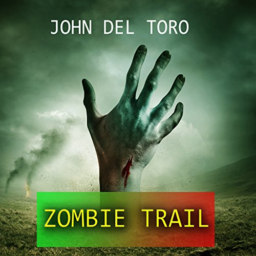 Zombie Trail audiobook cover art
