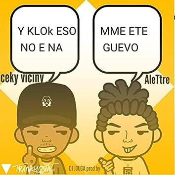 Eso No E Na Remix